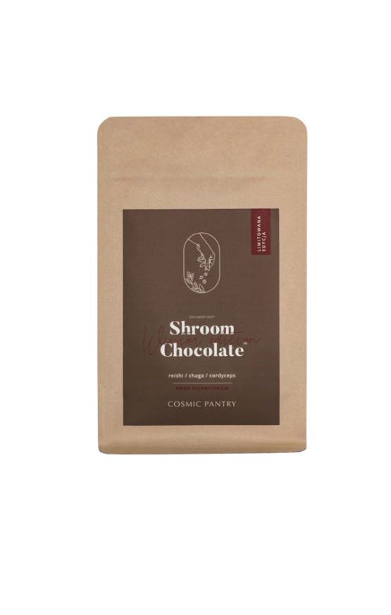 Shroom Chocolate Winter